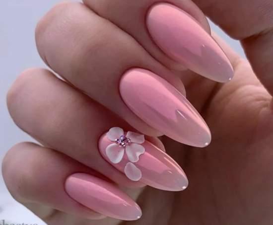 нежно-розовый 25