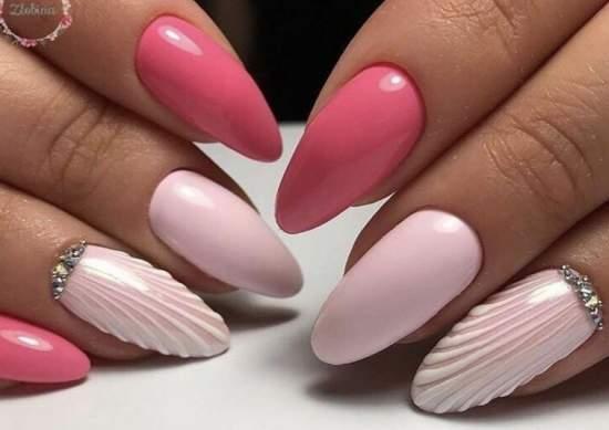 нежно-розовый 26