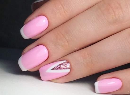 нежно-розовый 3