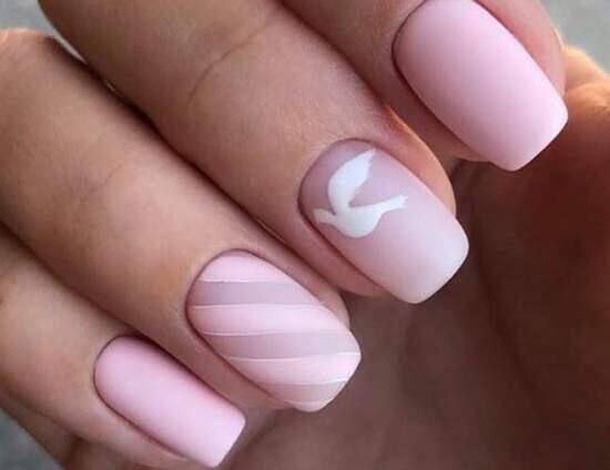 нежно-розовый 32
