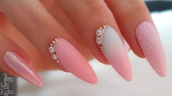 нежно-розовый 33