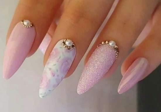 нежно-розовый 37