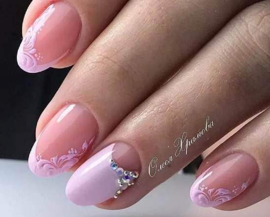 нежно-розовый 38
