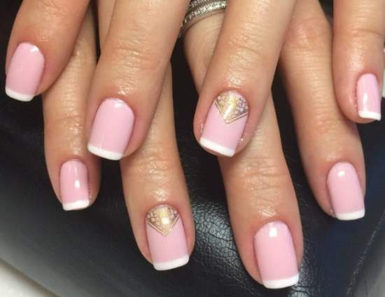 нежно-розовый 39