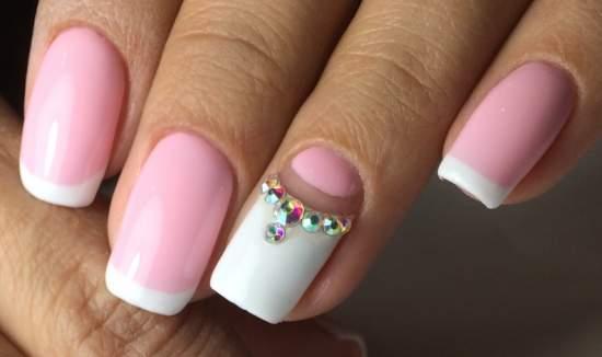 нежно-розовый 40