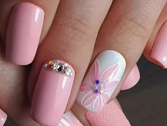 нежно-розовый 41