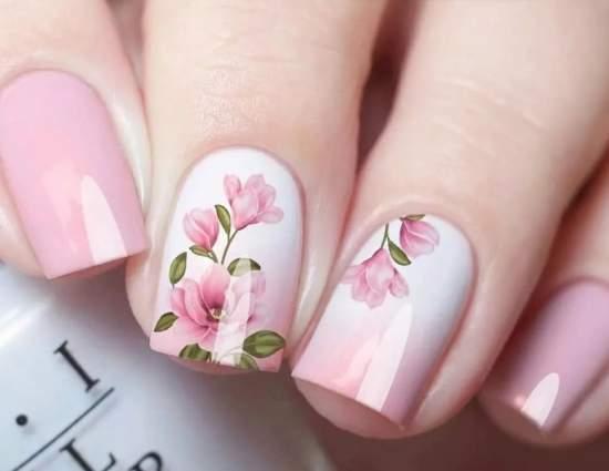 нежно-розовый 43