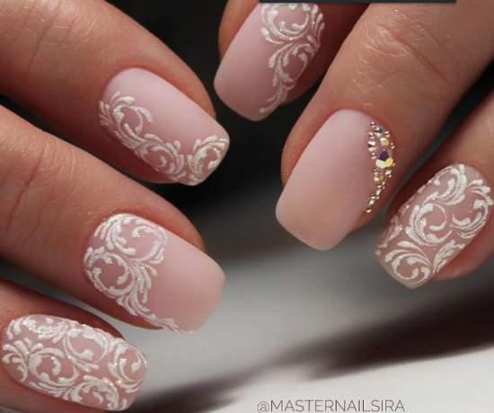 нежно-розовый 44