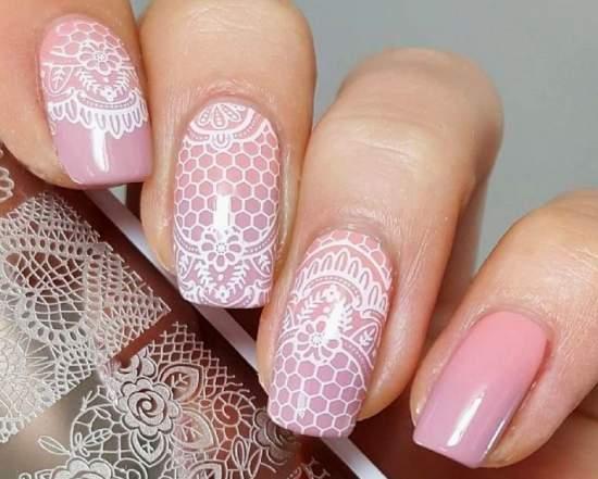 нежно-розовый 46