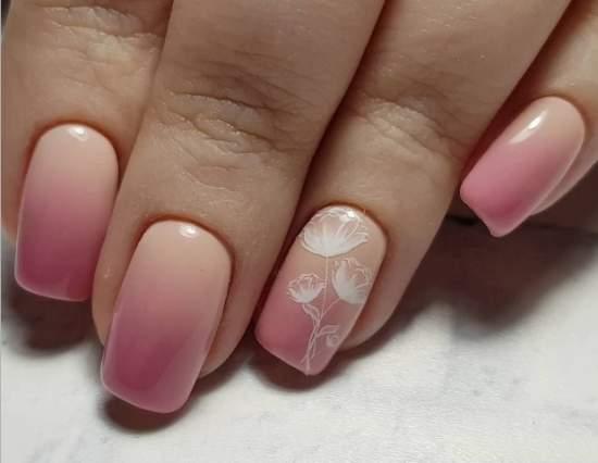 нежно-розовый 48