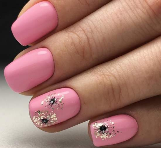 нежно-розовый 5