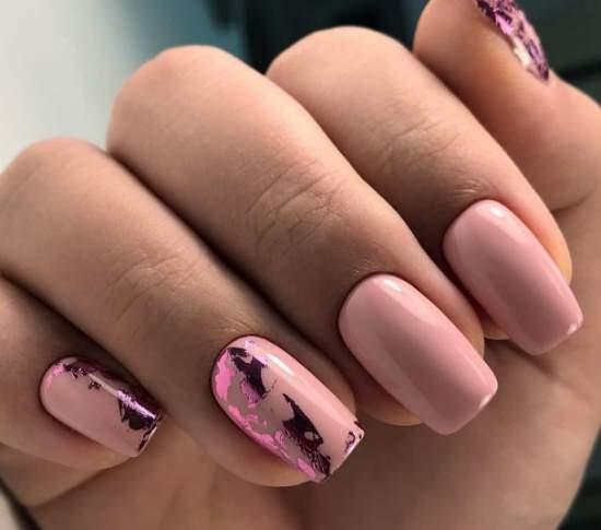 нежно-розовый 53