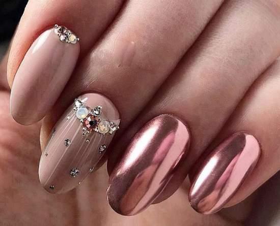 нежно-розовый 58