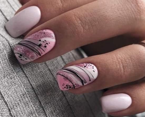 нежно-розовый 60