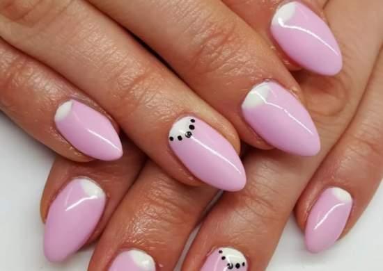 нежно-розовый 65