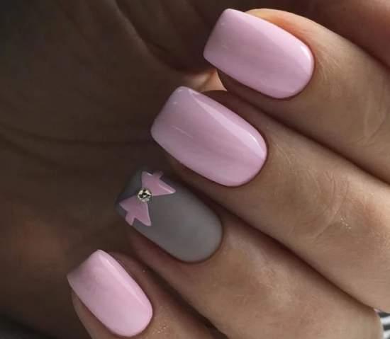нежно-розовый 8