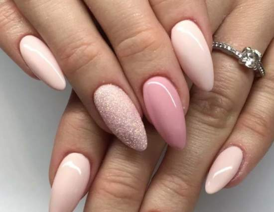 нежно-розовый 80