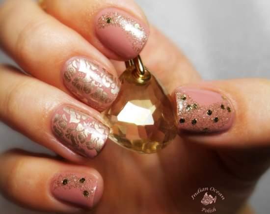 нежно-розовый 83