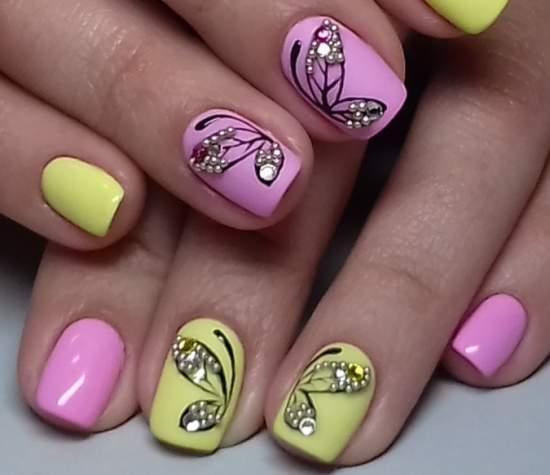 нежно-розовый 86