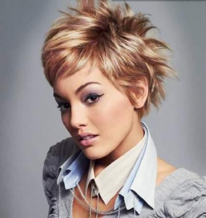 Стрижка пикси на короткие волосы для женщин: идеи на 2020 год