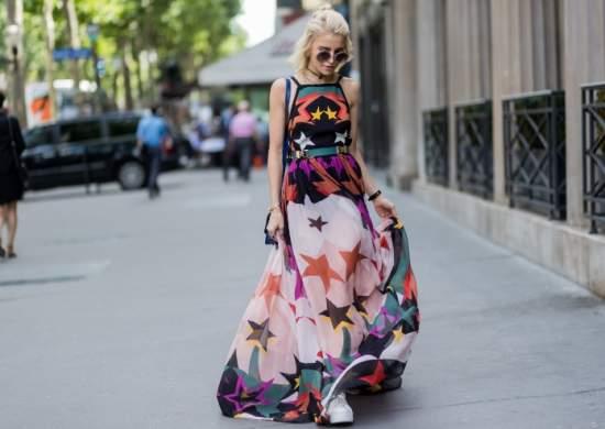 летние платья 1