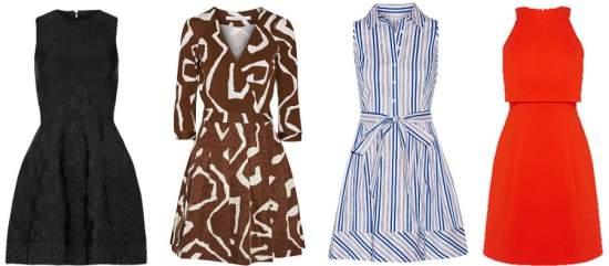 летние платья 12