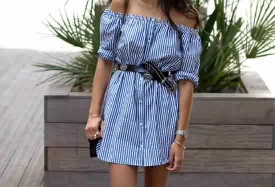 летние платья 14