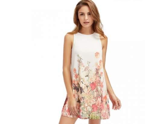 летние платья 15