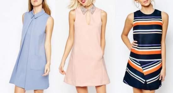 летние платья 16