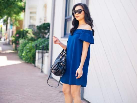 летние платья 17