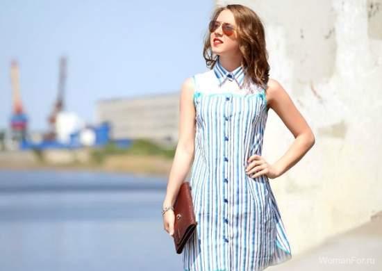 летние платья 18