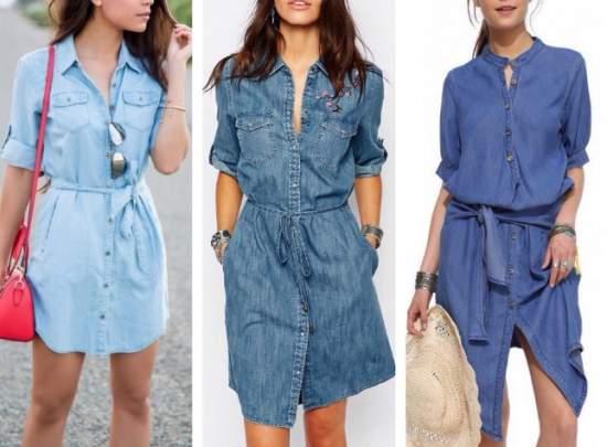 летние платья 19