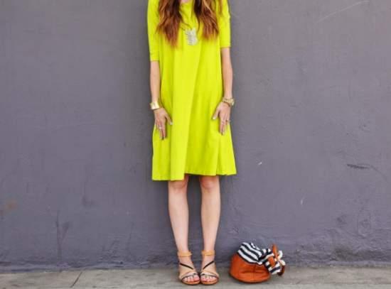 летние платья 26