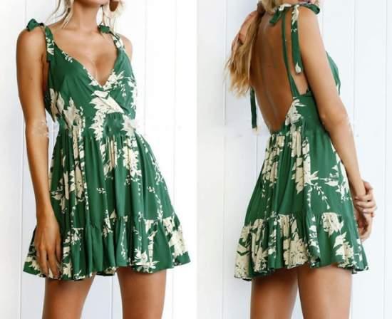 летние платья 29