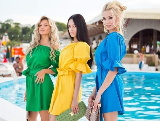 летние платья 30