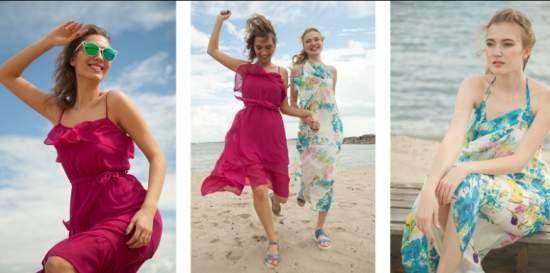 летние платья 33