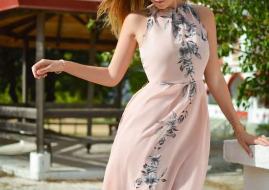 летние платья 37