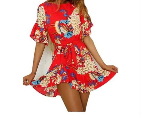 летние платья 38