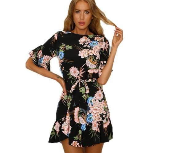 летние платья 39