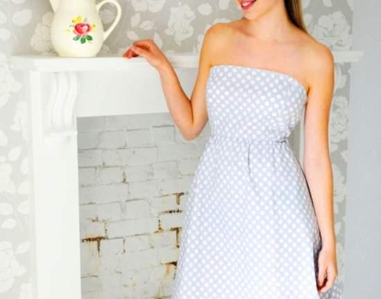 летние платья 43