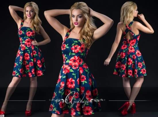 летние платья 44