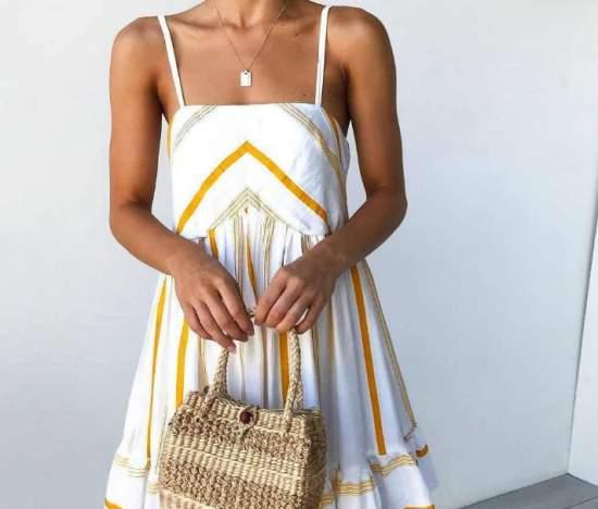 летние платья 45