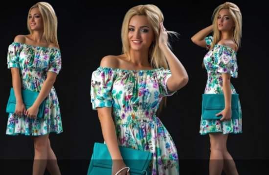 летние платья 47