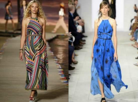 летние платья 50