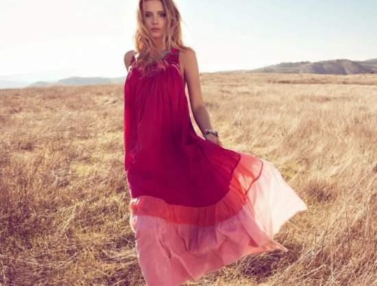 летние платья 55