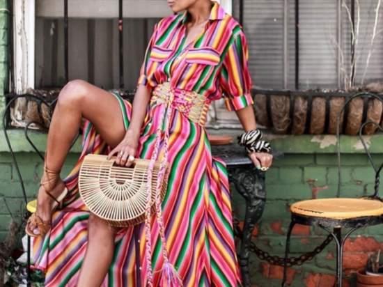 летние платья 56