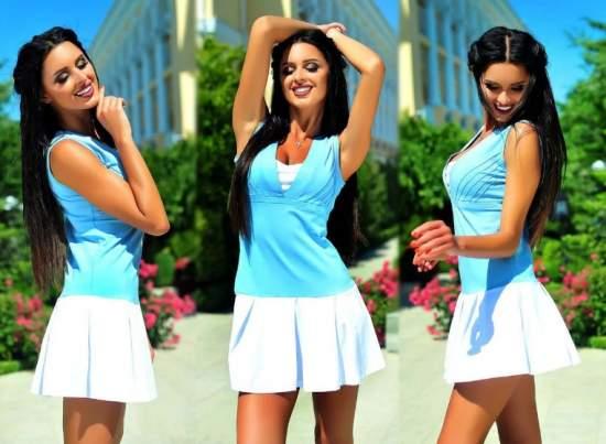 летние платья 58