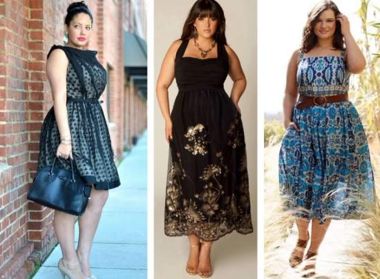 летние платья 6