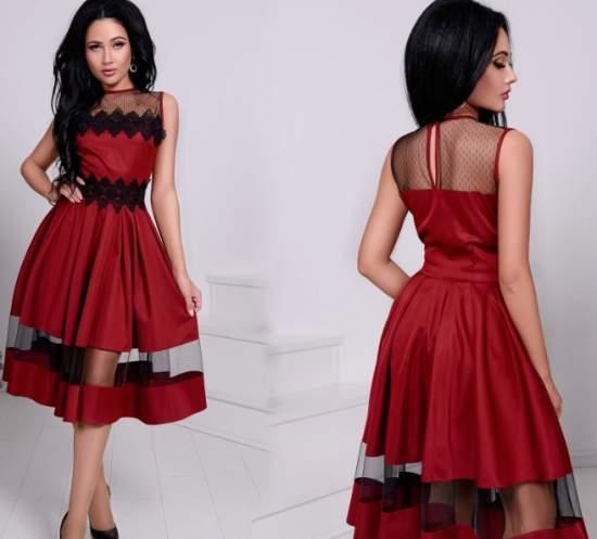летние платья 60