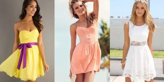 летние платья 62